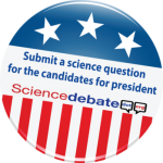Science Debate Button